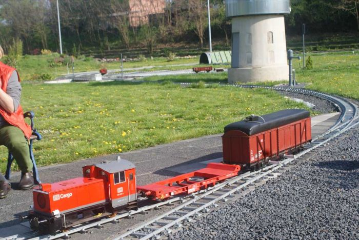 Gartenbahn Mec Rhein Lahn